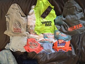 Lot of baby boy clothes 3-6mths