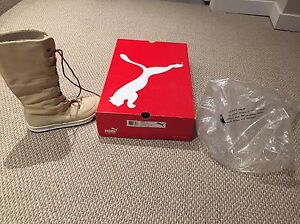 Puma Women's Winter Boots Brand New Never Worn Size 8