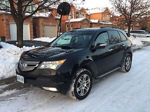 2007 Acura MDX Tech - Package / Safety and Etested / Low Kms