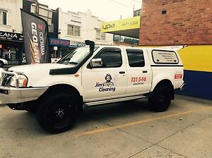 Nissan Navara d22 4x4 STR 4x4 Campbellfield Hume Area Preview