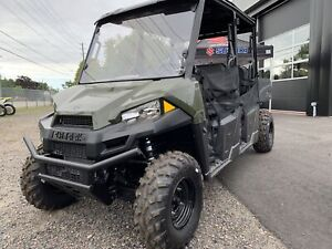 2019 Polaris Industries RANGER CREW® 570-4 - Sage Green
