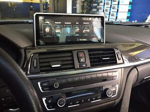 Android Navigation for BMW 10.2 Touchscreen