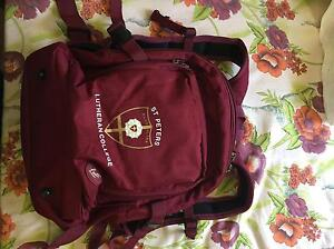 St Peters Lutheran College Back pack Springfield Lakes Ipswich City Preview