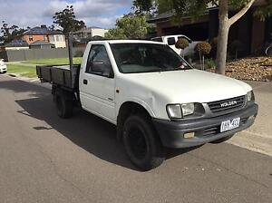 1999 HOLDEN RODEO 4x2 AUTO Mill Park Whittlesea Area Preview