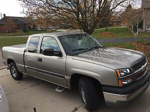2003 Chevy Silverado extended cab     SOLD! Stratford Kitchener Area image 1