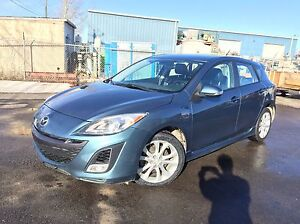 2010 Mazda3  fully loaded with 117815km