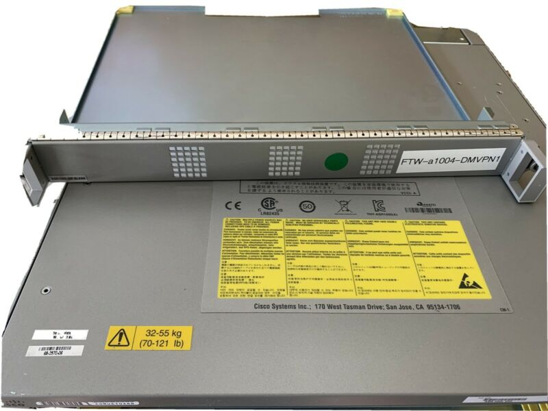 Cisco ASR1000-SIP-BLANK 800-27568-03