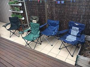 Camping chairs Hamilton Newcastle Area Preview
