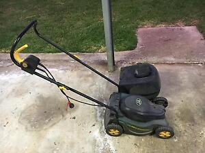 Electric lawn mower - not working Marion Marion Area Preview