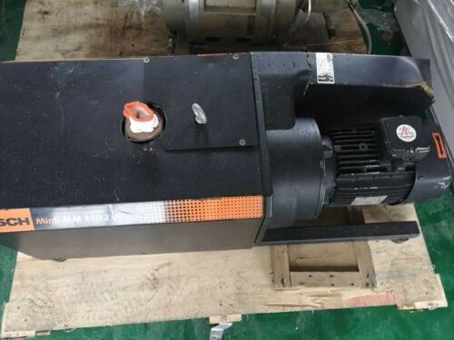 Busch Mink mm 1102 BV Dry Mouth Vacuum Pump  used  working