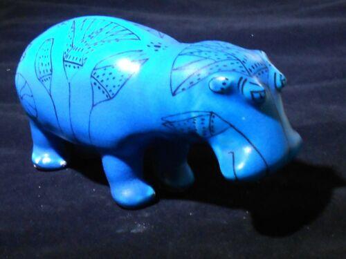 Metropolitan Museum of Art William the Hippo Figurine