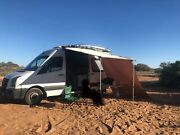 VW Crafter  MWB Custom Motorhome Watermans Bay Stirling Area Preview