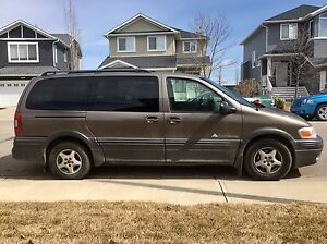 2003 Pontiac Montana EXT