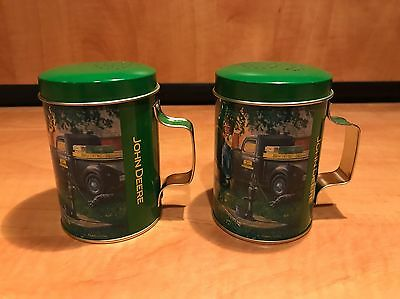 John Deere Novelty Salt & Pepper Shaker Set Kitchen Decor