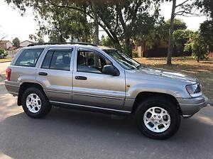 1999 Jeep Grand Cherokee Laredo 4x4 6months rego Liverpool Liverpool Area Preview