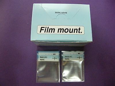 Dental X-ray Film Mounts -500 Pocket Box
