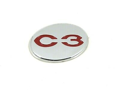 HDi e-HDi Genuine New Style CITROEN CHEVRONS REAR BADGE For Berlingo 2012