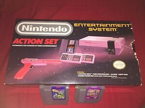 Nintendo entertainment system in box!! ( Nes )  London Ontario image 1