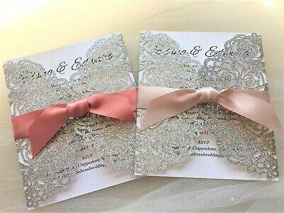 Wedding Invitations, Cheap Personalised Wedding Invites, free envelopes from 60p](Inexpensive Wedding Invitations)