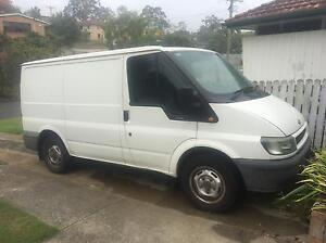 2005 Ford Transit van selling as is (blown Motor) offers. Coorparoo Brisbane South East Preview