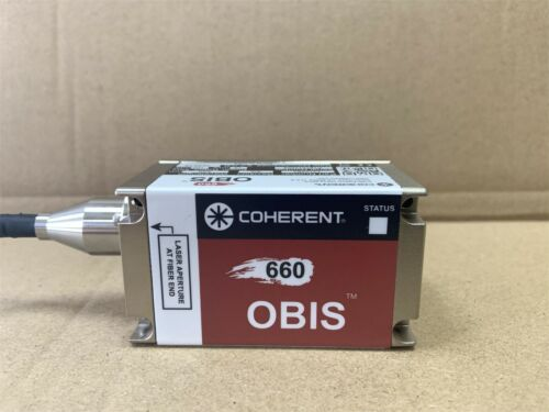 COHERENT 660 OBIS Solid State Diode Laser - FOR PARTS
