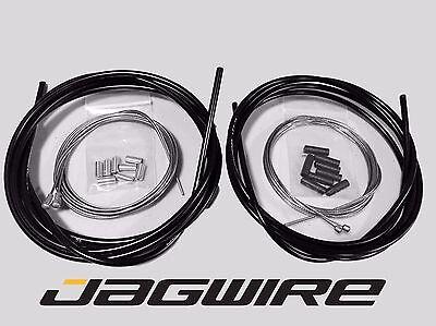JAGWIRE ROAD SHOP Kit - Brake & Shifter Cable & Housing Kit - -