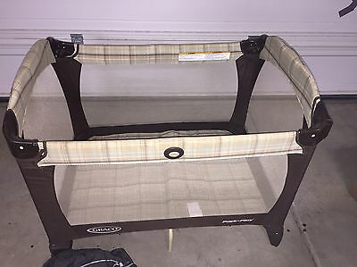 Graco Pack-N-Play, Crib and Playard