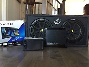 Car Audio System For Sale 550$