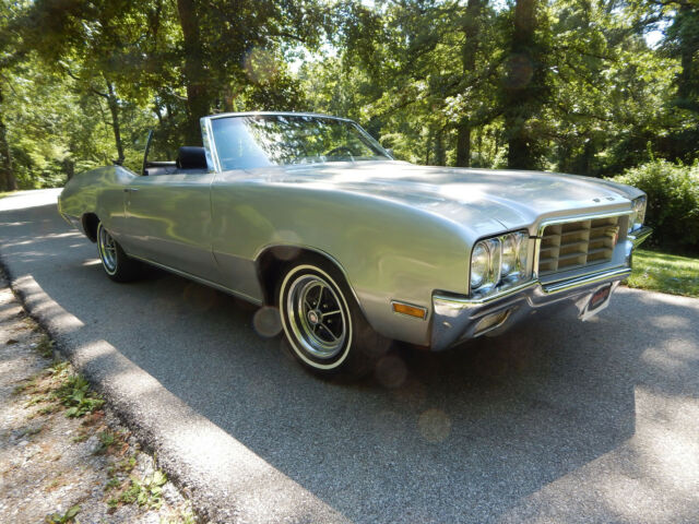 Buick : Skylark Convertible Great for Daily Driver! Smooth 350 V8 Engine!