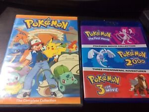 Pokemon movies and the second season of Pokemon