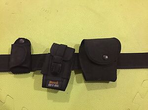 Brand new Duty belt with extras