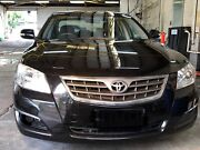 Toyota Aurion Sunshine West Brimbank Area Preview