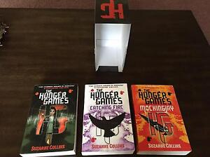 The Hunger Games trilogy by Suzanne Collins EXCELLENT CONDITION Scoresby Knox Area Preview