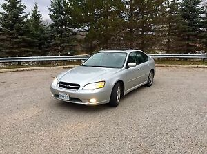 2006 Subaru Legacy limited - need gone