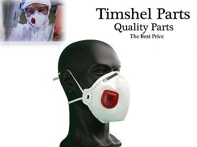 FFP3 Maske Mundschutz mit Ventil Schutzmasken von ✔️CE Zertifiziert 0158