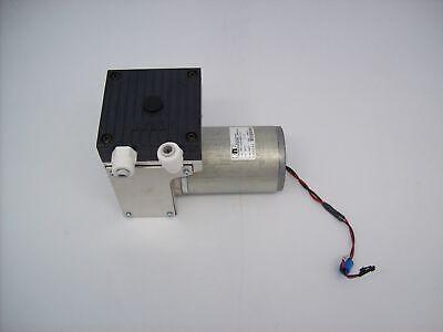 Knf Vacuum Pump Mpu 1678-n838-11.4 24vdc 25 In.hg Tested Working