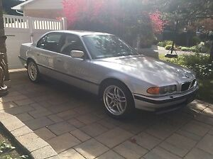 1999 bmw 740 il - mint - SAFETY AND ETEST INCLUDED