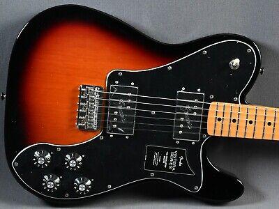 Fender Telecaster Vintera 70´s Deluxe 3 Tone Sunburst