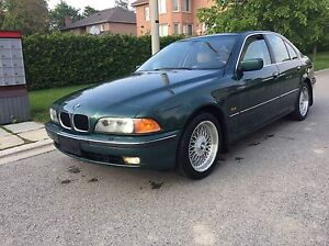 BMW 528i Safety And Emission tested / BBS RIMS included