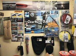Kayak's and accessories