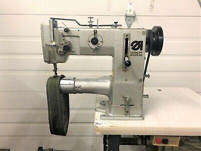 Adler 269 1needle Cylinder Walking Ft 110v Spd Reducer Industrial Sewing Machine
