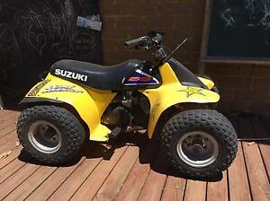 Suzuki Lt50 Belgrave Heights Yarra Ranges Preview