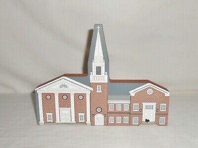 1995 The Cat's Meow Shelf Sitter Olmsted Community Church OH