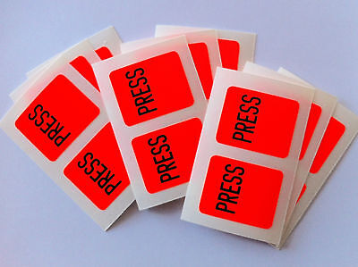 REPA PRESS seatbelt Decals - Suitable for classic Porsche 911 / 914 / 912