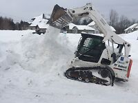 Loader Services - Snow Removal
