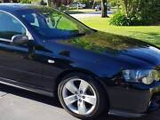 Ford Falcon BF MKII XR6 2008 White Gum Valley Fremantle Area Preview