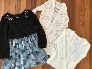 Justice clothing lot, size 6-8