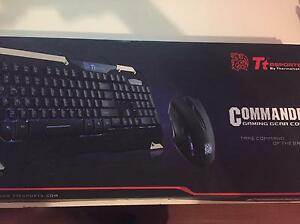 Commander gaming keyboard and mouse Canley Vale Fairfield Area Preview