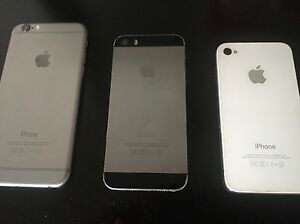 Selling iPhone 6, iPhone 5s and iPhone 4s for parts London Ontario image 2