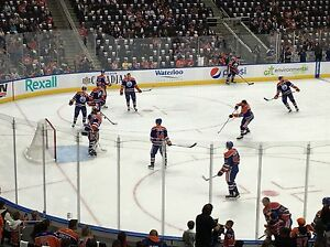 Blue Jackets Oilers 4 Lower Bowl Seats Dec 13 Cheap